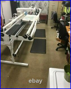 Handi Quilter Avante 18 Long Arm Quilting Machine with 12 Handi Quilter frame