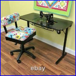 Heavyweight Table for Singer Featherweight 221 Sewing and Quilting Machine