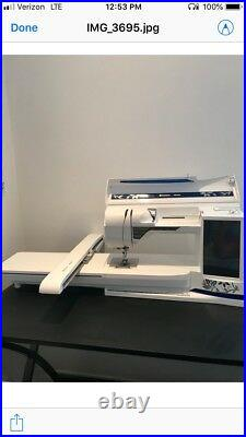Husqvarna Viking Designer Diamond Royale Sewing & Embroidery Machine