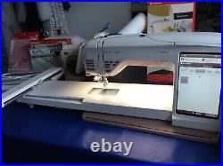 Husqvarna Viking Epic 2 Sewing and Embroidery Machine Accessories Included 12 Hr