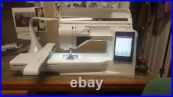 Husqvarna Viking Ruby Royale Sewing/Embroidery Machine Combination