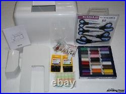 Jaguar HD-696 Sewing Machine (Quilting Edition) Incl. £150 of FREE Accessories