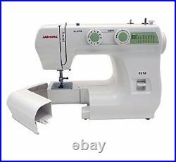Janome 2212 Mechanical Sewing Machine with Bonus Bundle
