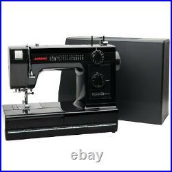 Janome HD 1000 Black Edition Sewing Machine with Bonus Accessories