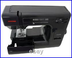 Janome HD 3000 BE Black Edition