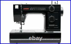 Janome HD1000 Black Edition Mechanical Sewing Machine Refurbished