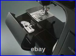 Janome HD3000 Black Edition Heavy Duty Sewing Machine Reburbished with Warranty