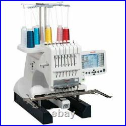 Janome MB7 Commercial 7 Needle Embroidery Machine Refurbished