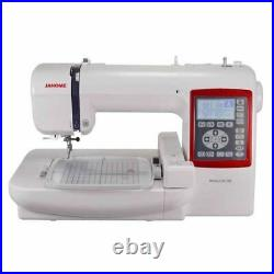 Janome MC230E Embroidery Only Machine Refurbished
