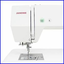 Janome Memory Craft 400e Embroidery Machine with Bonus New