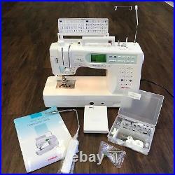 Janome Memory Craft 6600P Professional Computerized Sewing Machine- OPEN BOX