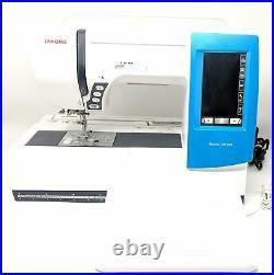 Janome Memory Craft 9900 Sewing & Embroidery Machine