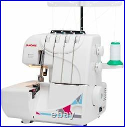 Janome Serger Sewing Machine 8933D Overlock New
