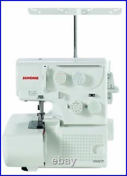 Janome Serger Sewing Machine Magnolia 8002D Overlock Refurbished
