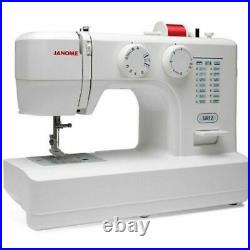 Janome Sewing Machine 5812 with Top Drop In Bobbin New