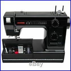 Janome Sewing Machine Heavy Duty HD1000-BE Black Refurbished
