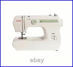 Janome Sewing Machine Model 2206 Quilt Beginner New