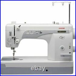 Janome Sewing Machine Quilting 1600P-QC 1600 PQC Refurbished