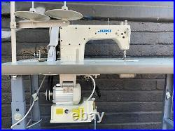 Juki DDL-8700 Industrial Lockstitch Sewing Machine with Servo motor COMPLETE