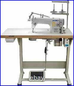 Juki DDL 8700 New Sewing machine + servo + table