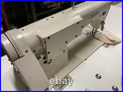 Juki MP-200N Pinpoint Saddle Stitching, Industrial Sewing Machine