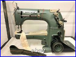 Kansai Special Dvc-202 Cylinder-bed Up Arm Coverstitch Industrial Sewing Machine