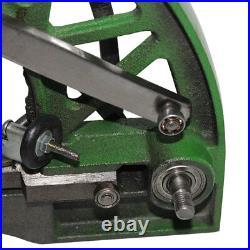 Leather Hand Cobbler Shoe Repair Machine Dual Cotton Nylon Line Sewing Machine