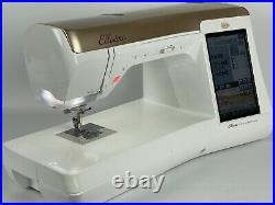 Lovingly Owned Baby Lock Ellisimo Gold V4.04 Sewing Embroidery Quilting Machine