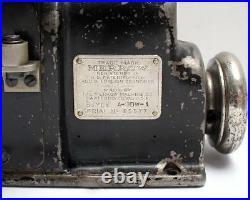 MERROW A-3D Vintage 3-Thread Overlock Serger Industrial Sewing Machine Head Only
