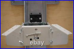 MERZ Tipolift Sewing machine air lift hardware 30lb lift- made in Germany