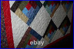 Machine Quilting Services Long Arm Queen Size Over 200 Patterns Available