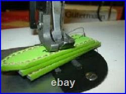 Morse True Walking Foot Sewing Machine Zig Zag Straight Stitch Industrial