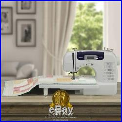 NEW Brother CS6000i 60-Stitch Computerized Sewing Machine Quilting WideTable LCD