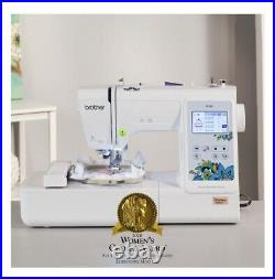 NEW Brother PE535 Computerized Embroidery Sewing Machine with LCD Screen Ship Now