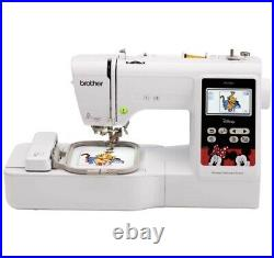 NEW Brother PE550D Embroidery Machine, 125 Built-in Designs 3.2 LCD 100% Auth