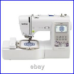 NEW Brother SE600 Combo Computerized Sewing & Embroidery Machine