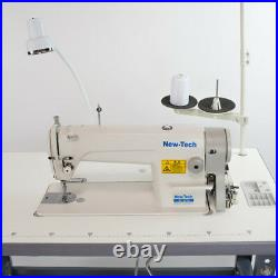 NEW-TECH GC-8700 Industrial Sewing Machine + Servo Motor + Table FREE SHIPPING