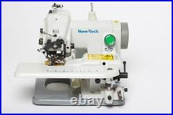 New-Tech Portable Blindstitch Sewing Machine 110 VOLT 1200 stitches per minute