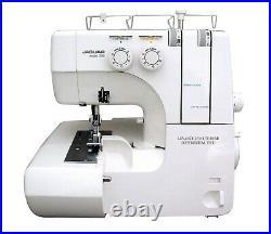 Overlocker Jaguar Advanced 099 2, 3 or 4 Thread Overlock Serger Sewing Machine