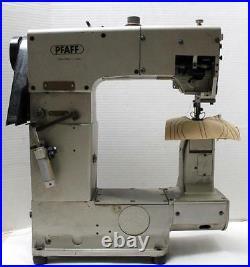 PFAFF 5696 Post Bed 2-Needle Walking Foot Chainstitch Industrial Sewing Machine
