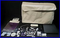 PFAFF Creative Icon Sewing and Embroidery Machine Full Package LOW HOURS