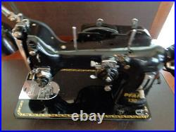 PFAFF SEWING MACHINE 130 WithRARE EMBROIDERY UNIT