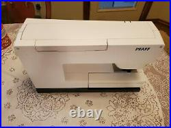 Pfaff Creative Vision 5.0 Computerized Sewing, Quilting, & Embroidery Machine #5