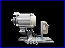 SEWING MACHINE BRUSH LESS SERVO MOTOR 110 volt 750 WATTS, POWERFUL ADJUSTABLE
