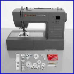 SINGER HD6600C Heavy Duty Metal Frame Sewing Machine 215 Stitch