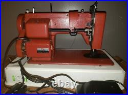 Sailrite Ultrafeed LS-1 industrial sewing machine heavy duty upholstery jeans