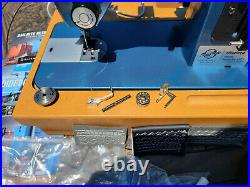 Sailrite Ultrafeed SLZ-1 Zig-Zag Sewing Machine +Extras Serviced May 2021