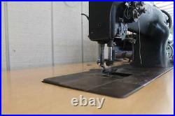Sewing Machine SINGER 112W115, Sale! With Table & Clutch Motor