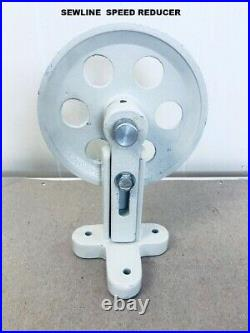 Sewline Speed Reducer For Industrial Sewing Machine