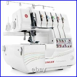 Singer 14t968dc Professional 5 Serger Overlock Sewing Machine